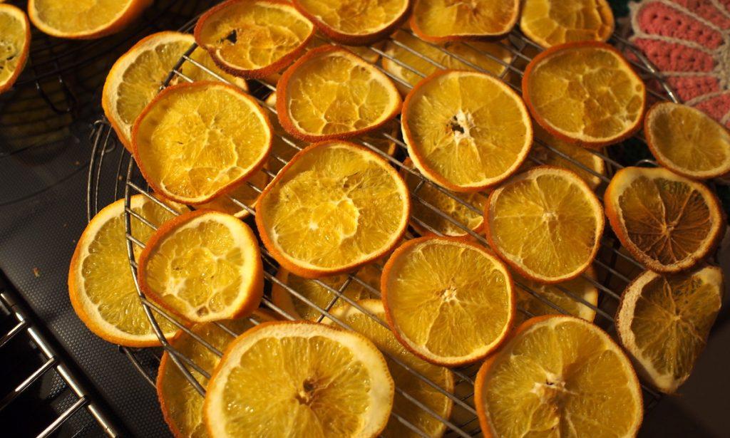 nombre de quartier dans une orange