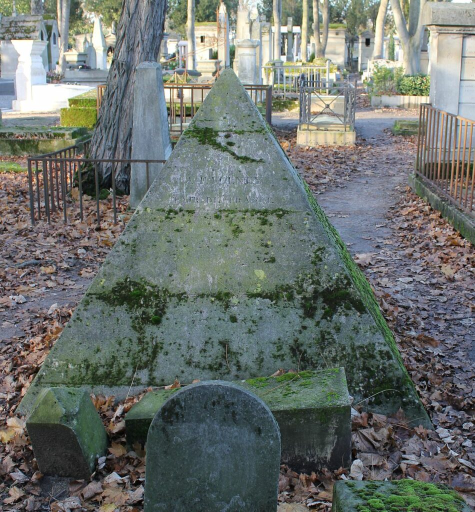 tombe-Pere-Lachaise-Volney